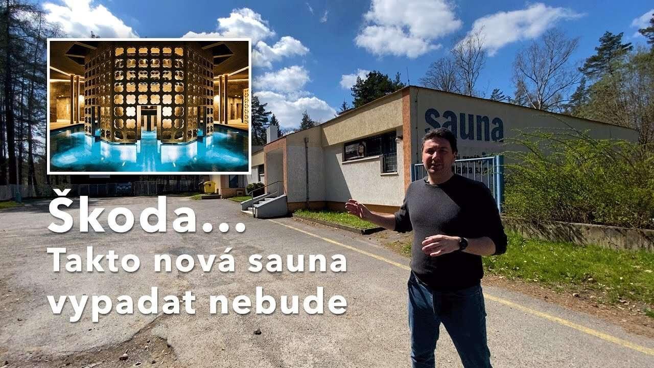 Oprava kladenské sauny. Máme se nač těšit?