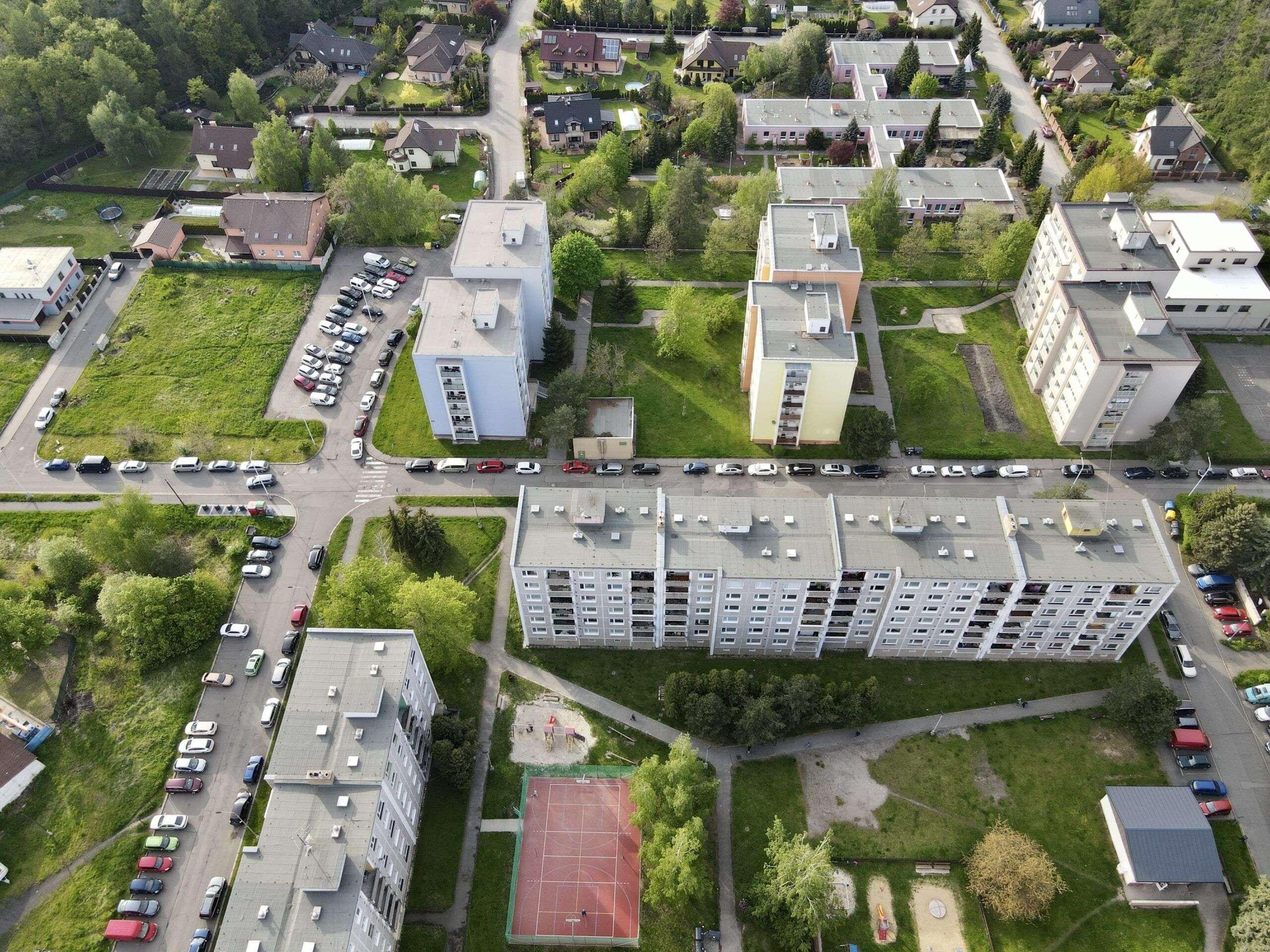 Revitalizace části sídliště Na Vyhaslém