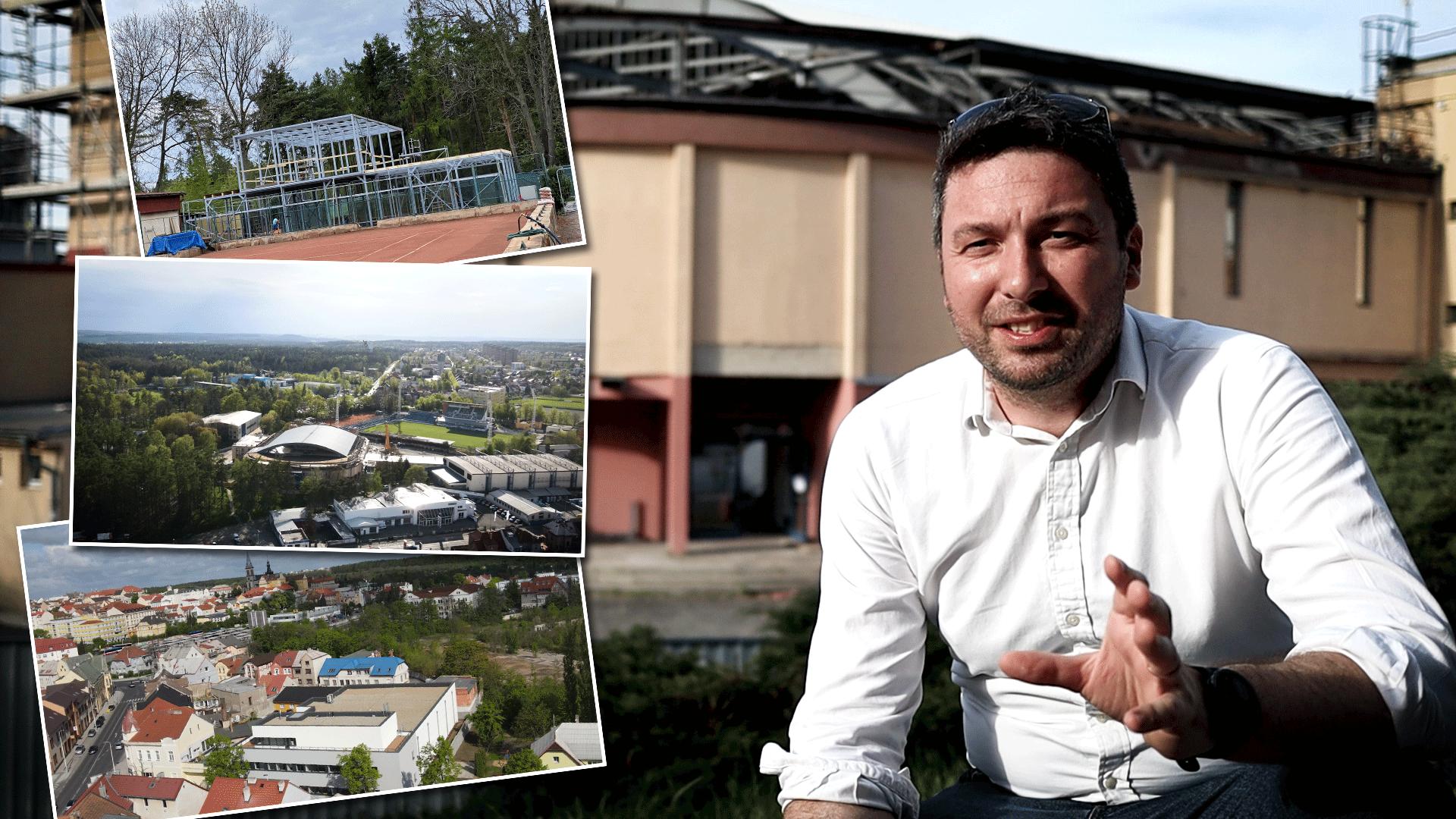 Květen 2021 – Rekonstrukce zimáku, Slovanu a nový archiv knihovny